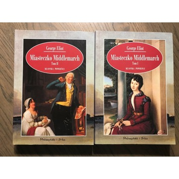 George Eliot - Miasteczko Middlemarch