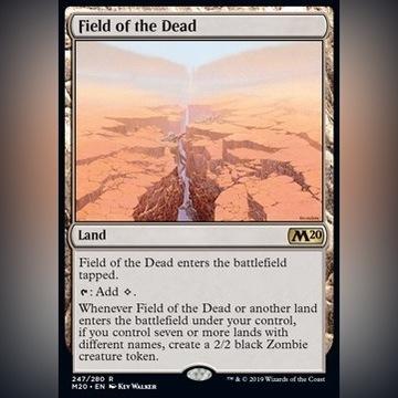 Field of the Dead  - Core 2020