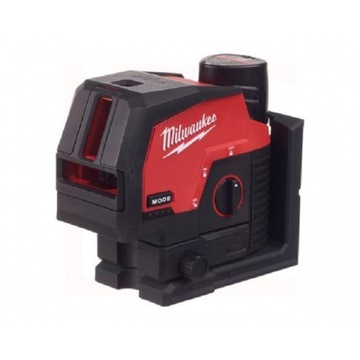 MILWAUKEE M12 CLLP laser krzyzowy liniowy Zielony