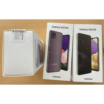 Smartfon SAMSUNG Galaxy A22 5G NFC 4/64GB Grey