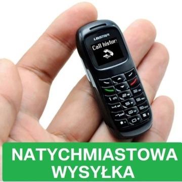 NOWY MINI TELEFON - L8STAR BM70 - SŁUCHAWKA BT