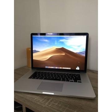 MacBook Pro 15 mid 2015 i7 2.2GHz 256gb 16gb