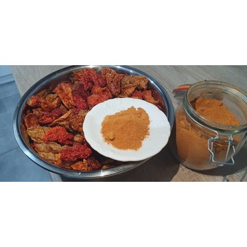 Pieprz puder chili super hot mix