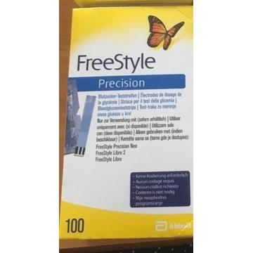 Freestyle -paski do glukometru
