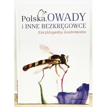 Polska. Owady i inne Bezkręgowce - encyklopedia.