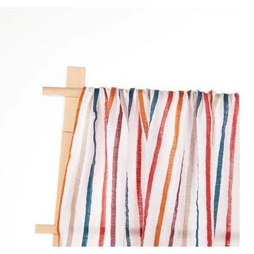Kocyk/otulacz/pieluszka muślin cotton 120cmx120cm