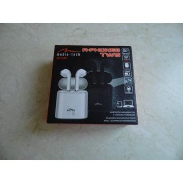 słuchawki bezprzewodowe media-tech MT3589