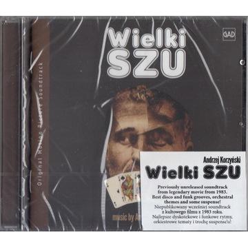 Andrzej Korzyński: Wielki Szu (CD, 1983/2017 GAD)