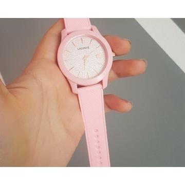 Oryginalny zegarek Lacoste