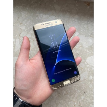 Samsung Galaxy S7 Edge - Gold, Android 9.0 4GB ram