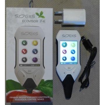 Soeks Ecovisor F4 - tester żywności, azotanów,wody
