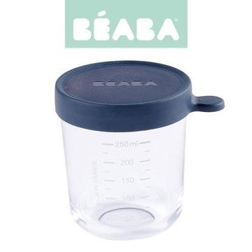 Beaba Pojemnik słoiczek szklany z hermetycznym zam