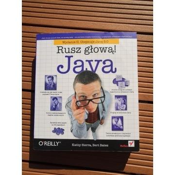 Rusz Głową! Java, wydanie II