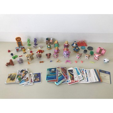 Littlest Pet Shop, Playmobil, Disney Zestaw