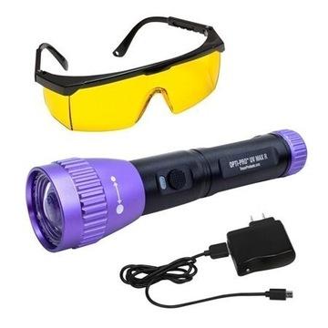Latarka ultrafiolet OPTI PRO UV PLUS VIOLET