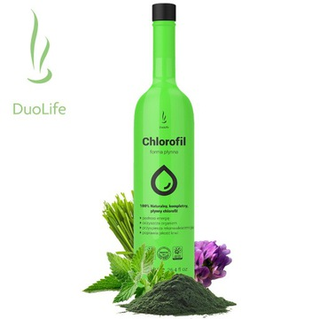 DuoLife Chlorofil więcej energi przez cały dzień!