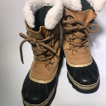 Sorel Caribou - buty zimowe śniegowce roz. 37 1/2