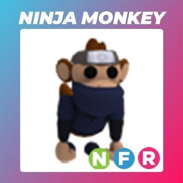 Roblox Adopt Me Neon Ninja Monkey FR