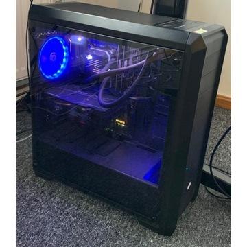 Komputer do gier i9 9900K 16GB 2x512NVME GTX1660