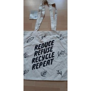 2 x torba na zakupy ekologiczna