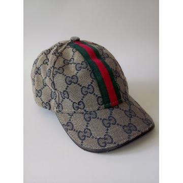 Gucci - czapka  dziecięca. ORYGINAŁ. Boys & Girls