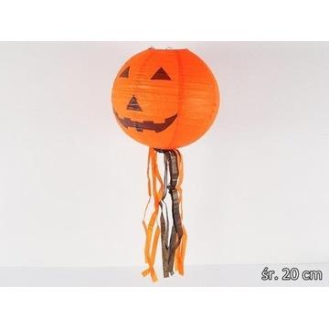 Dekoracja Lampion Dynia   Dekoracja   Halloween