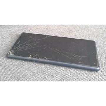 Nokia 3 uszkodzona szybka