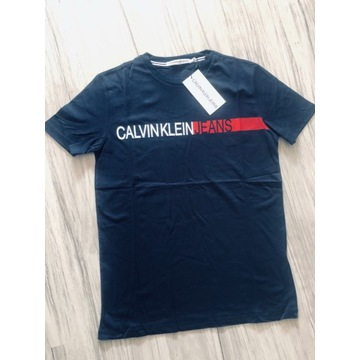 T-shirt Męski calvin Klein rozm M