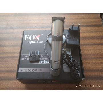 Trymer do włosów i brody Fox Optima XS