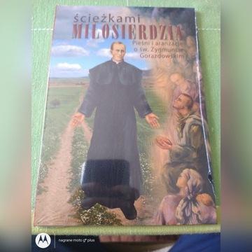 Pieśni i aranżacje o św. Zygmuncie Gorazdowskim