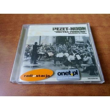 Pezet Noon Muzyka Poważna 1 wydanie 2004