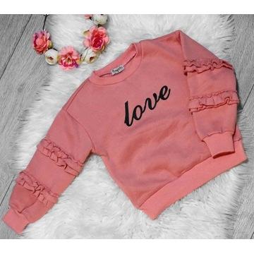 Bluza Pastelowe LOVE