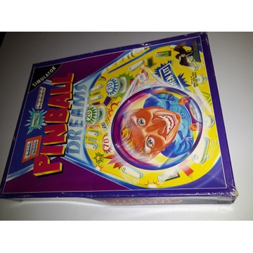 Amiga - Pinball dreams - Box