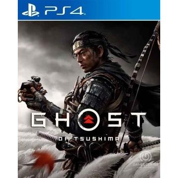 Ghost of Tsushima PL PS4 bdb!