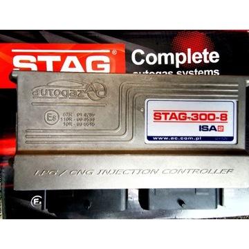 Komputer sterownik AC STAG 300-8 ISA2 GWARANCJA