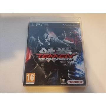 Gra na konsolę Ps3 Tekken Tag Tournament 2
