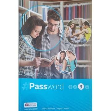 Podręcznik password 3 student's book angielski
