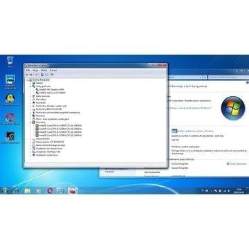LENOVO Y580 Win7 I5 GTX660M + Podstawka + Torba