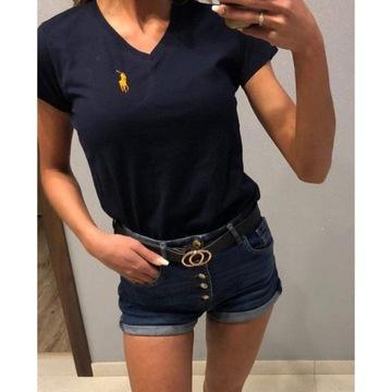 Ralph Lauren T-shirt damski r. 36