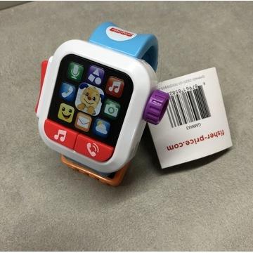 Fisher-Price Ucz Się I Śmiej! Smartwatch Szczeniac