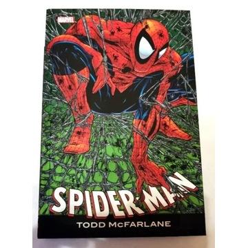 Spider-Man Omnibus Todd McFarlane bdb- wys gratis