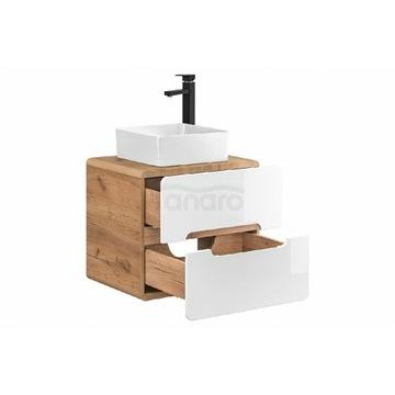 Szafka Aruba 828 60cm z umywalką