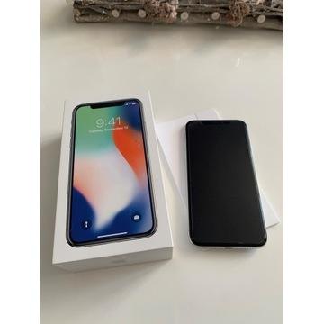 Iphone X 64GB Silver / A1901