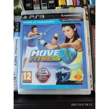 GRA PSP 3 MOVE FITNESS