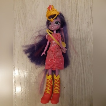My little pony equestria girl Twighlight sparkle