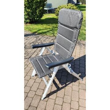 Kempingowe, turystyczne krzesło, fotel GardenDream