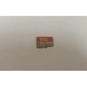 Karta SANDISK microSDXC Extreme 64GB