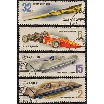 Motoryzacja - ZSRR* 1980