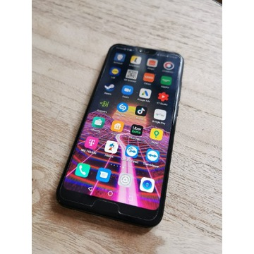 Tani, solidny telefon Honor 10 Dual Sim 4/128GB