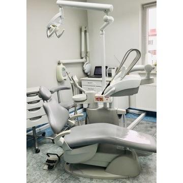 Gabinet stomatologiczny - kompletne wyposażenie